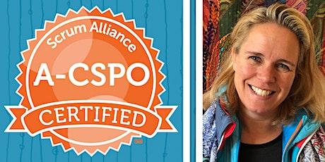 A-CSPO Mentoring -ScrumAlliance -Advanced Certified Product Owner-DEUTSCH Tickets