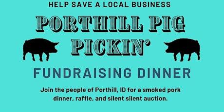 PORTHILL PIG PICKIN' tickets
