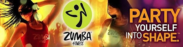 Zumba Class Inverness image
