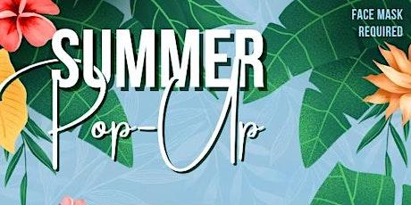 THE BLACK MARKET: Summer Pop-Up tickets