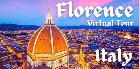 FLORENCE (ITALY) VIRTUAL TOUR ingressos