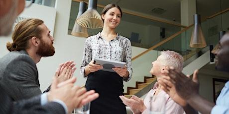 Effective Presentations Workshop - 1 day online training tickets