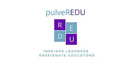 pulveREDU607: Breaking the Pattern - Alison Robertson tickets