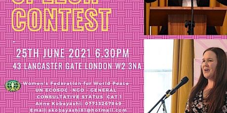 Young Women's Speech Contest tickets