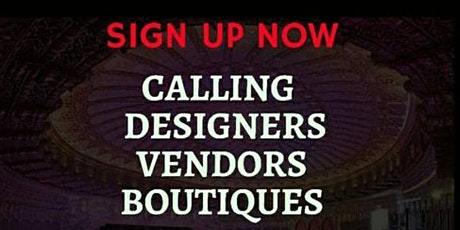 La Fashion Fest DESIGNER /VENDORS REGISTRATION tickets