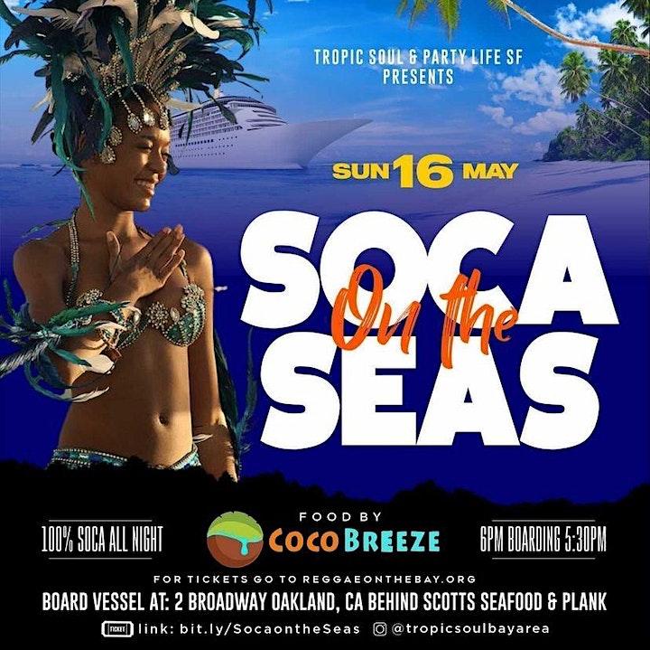 SOCA ON THE SEAS image