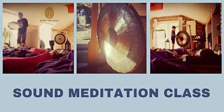Sound Meditation Class tickets