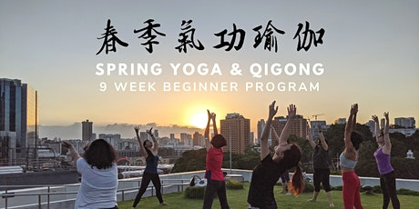 Yoga & Qigong Beginner 9 Week Program biglietti