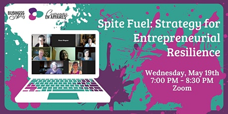 """Business Sisters - Virtual Networking """"Spite Fuel"""" tickets"""