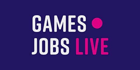 Games Jobs Live: London tickets