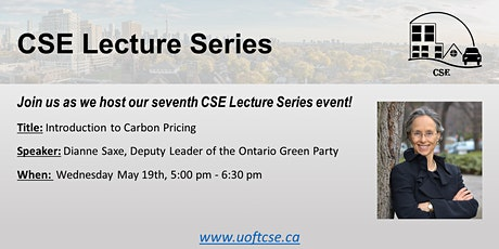 Introduction to Carbon Pricing tickets