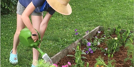 Planting of the Kids Pollinator Garden at Warner Library tickets