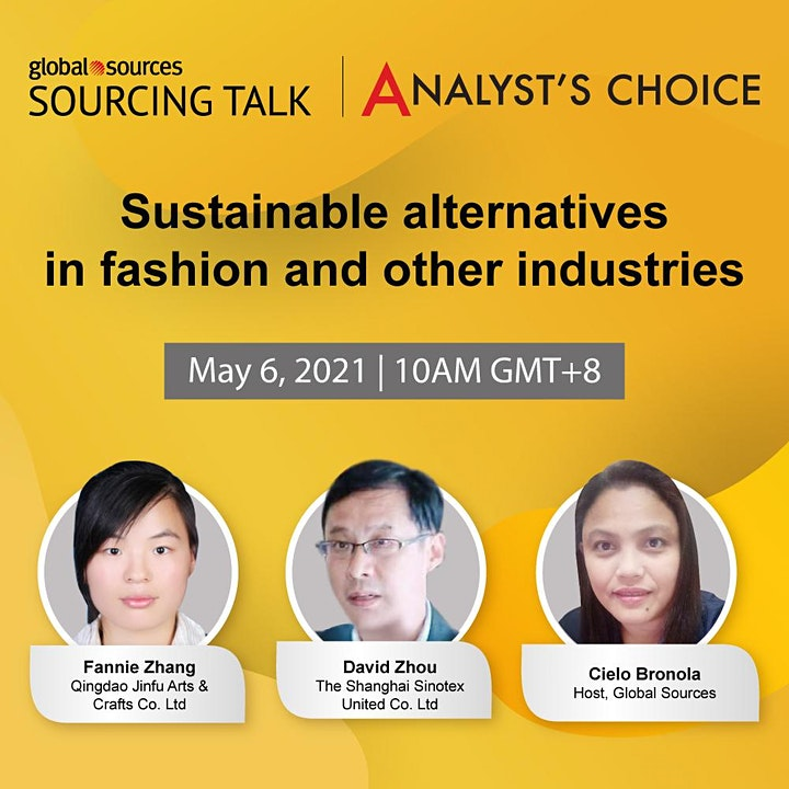 Global Sources Sourcing Talk: Analyst's Choice 4 image