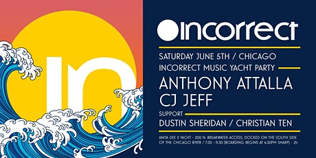 INCORRECT YACHT PARTY {CHICAGO} tickets