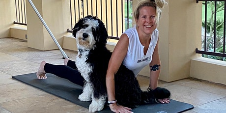 Life lessons from Dogs & DOGA & Meditation tickets