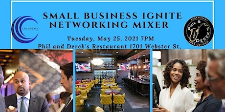 Small Business Ignite -Networking Event May 25th tickets