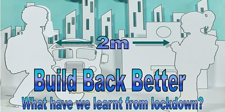 Pop up NAAE: Build Back Better - Learning from Lockdown tickets