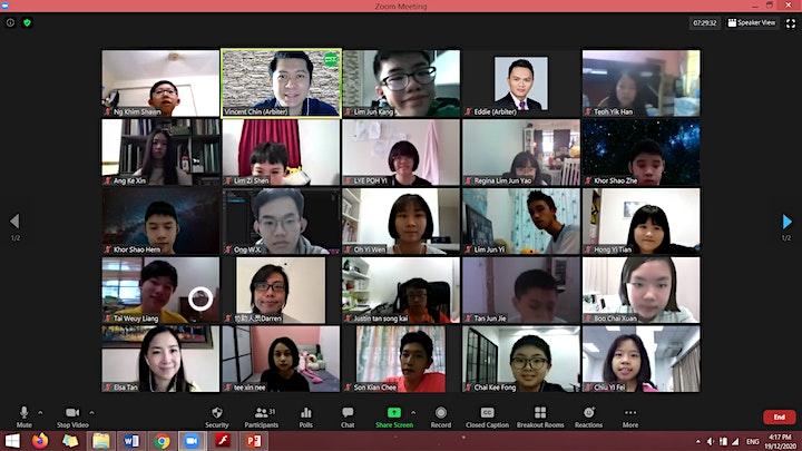 The School Memory Challenge Online 2021 image