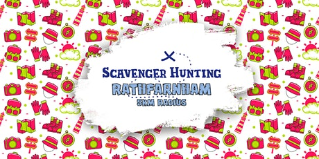 Scavenger Hunting: Rathfarnham (5km Radius) tickets