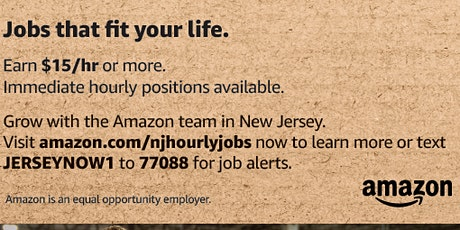 Amazon/Americna Job Center Virtual Info Session tickets