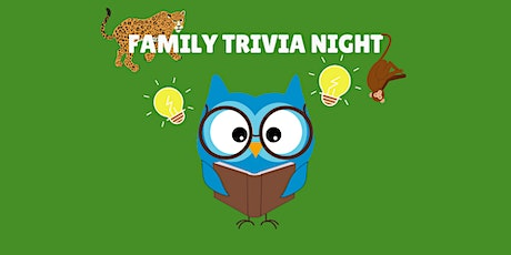 Family Trivia Contest - Let's Go Wild Edition tickets
