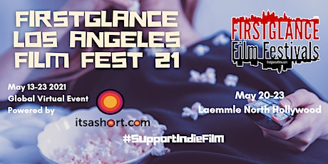 21st Annual FirstGlance Los Angeles Film Festival tickets