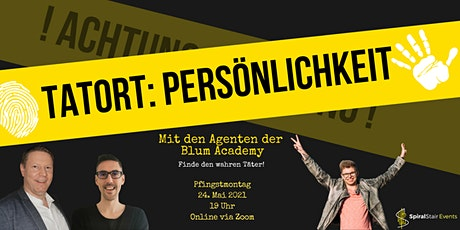 Tatort: Persönlichkeit Tickets