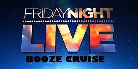 FRIDAY NIGHT LIVE  CRUISE NEW YORK CITY - ALL WHITE ATTIRE tickets
