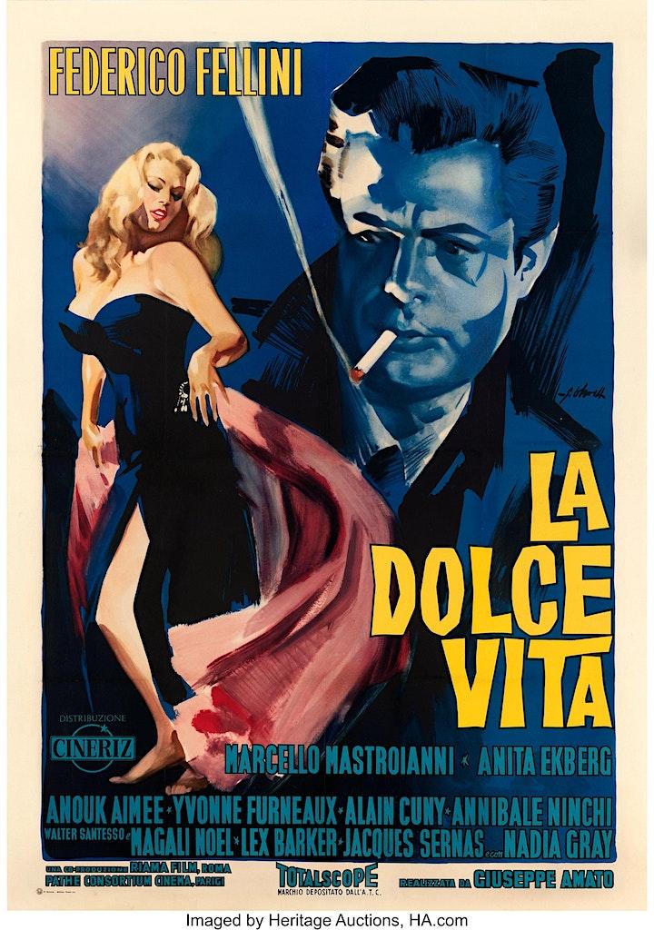 Imagen de 19:30 h. FELLINI (7) La dolce vita, Federico Fellini, 1960, 178 min.
