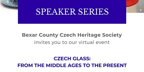 Czech Glass: From the Middle Ages to the Present tickets