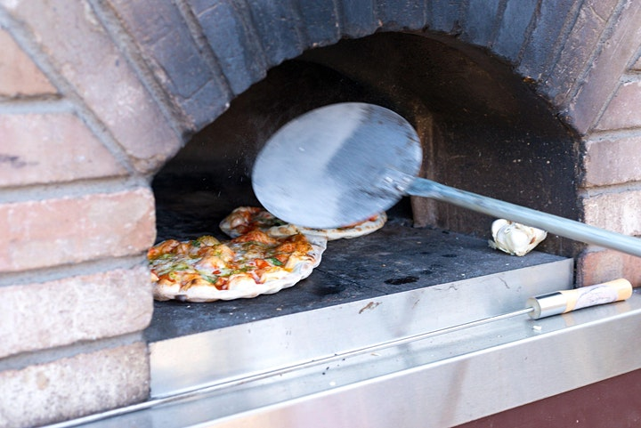Wood Fire Oven Pizza Making  Class image