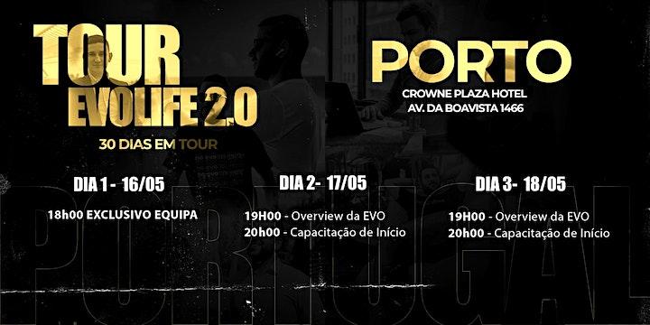 PORTO EVOLIFE 2.0 TOUR image