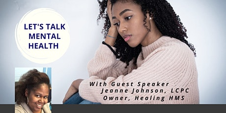 Join Us! Let's Talk Women's Mental Health! tickets