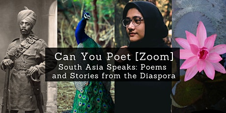 Can You Poet: South Asia Speaks biglietti