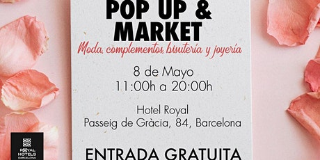 POP UP & MARKET entradas