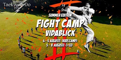 Fightcamp Summer Edition 2021 biljetter