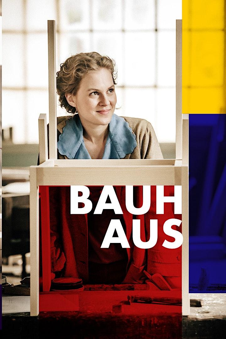 Imagen de 12 LUNAS: CINEMA PARADISO. MUJERES EN LA BAUHAUS, Gregor Schnitzler, 2019
