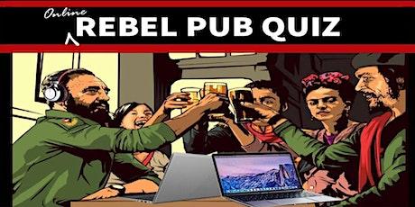 Online Rebel Pub Quiz tickets