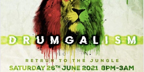 Drumgalism - Return to the Jungle tickets