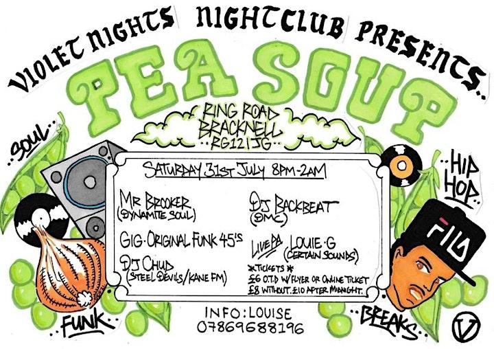 """Pea Soup"" Funk, Breaks and Hip-Hop image"