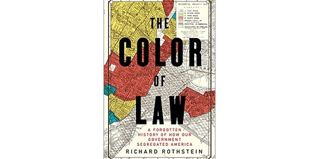 MPPA Book Club Discussion: The Color of Law tickets