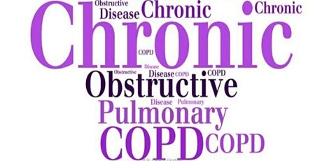 Living Well With Chronic Obstructive Pulmonary Disease - Online  Workshop tickets