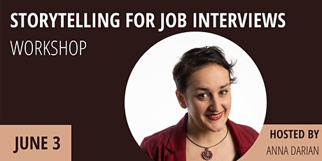 Storytelling for Job Interviews tickets
