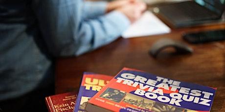 IPB Virtual Pub Quiz 20th May 2021 9pm CET tickets