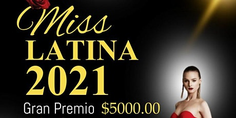 Miss Latina 2021 tickets