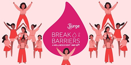 Break the Barriers: A Women's Wellness Event tickets