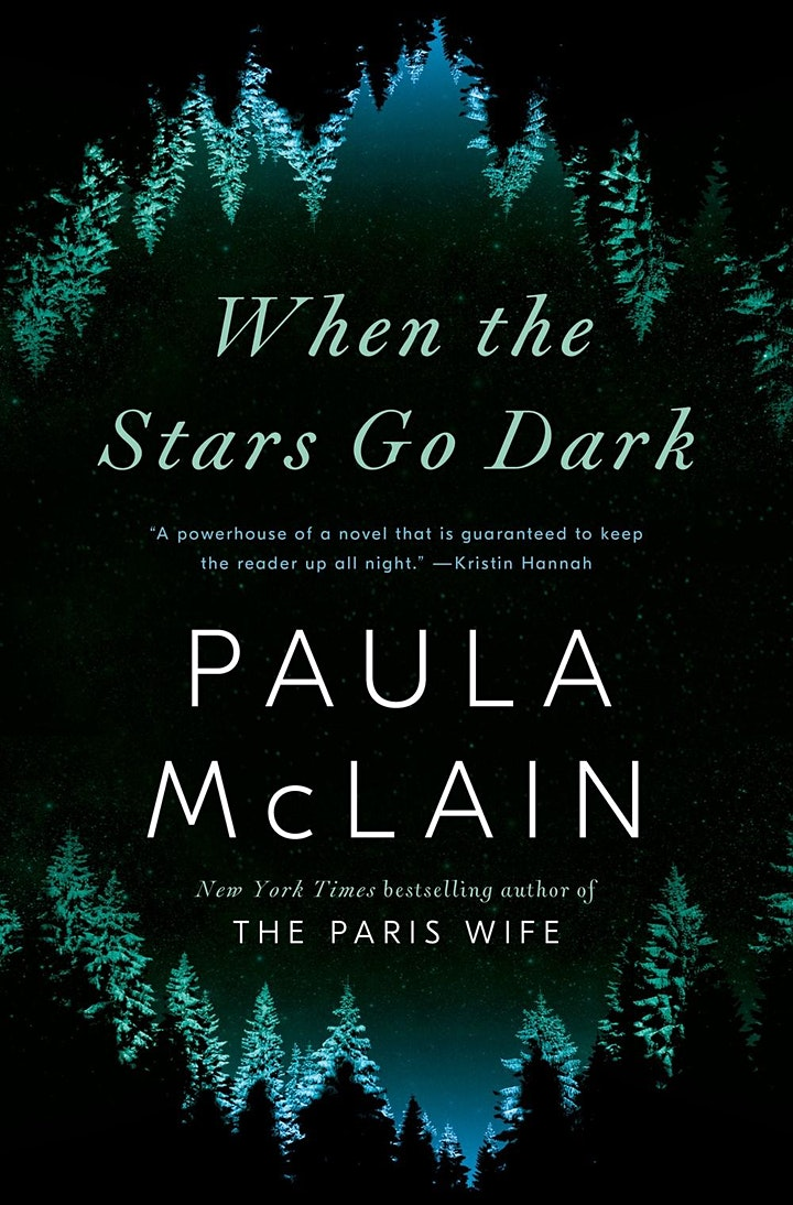 """Mysteries to Die For Book Club """"When the Stars Go Dark"""" by Paula McLain image"""