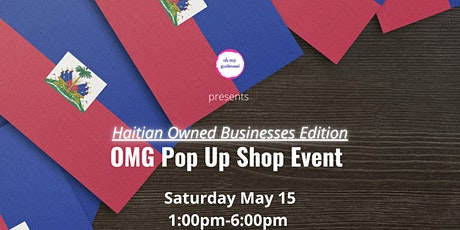OMG Pop Up Shop Event tickets