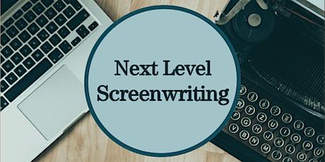 Next Level Screenwriting: Film & TV (Online Workshop) tickets