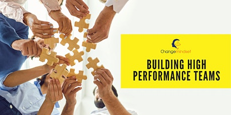 Building High-Performance teams tickets